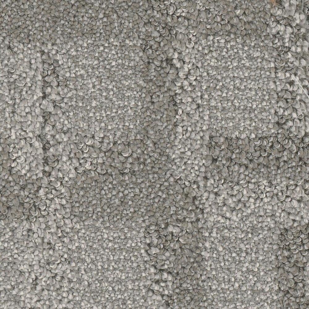 Carpet Sample - Open Wheel - Color Track Pattern 8 in. x 8 in.