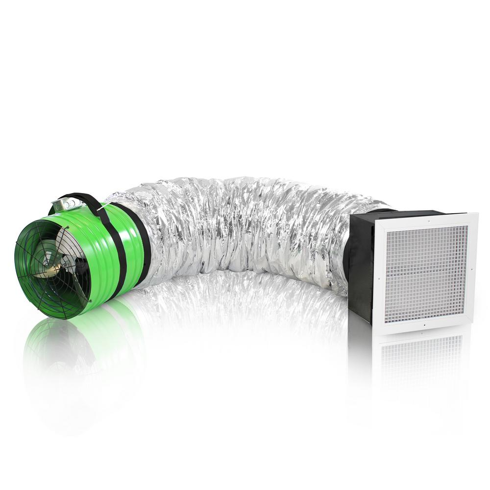 Quietcool energy saver es 1500 advanced direct drive whole for Cool house products