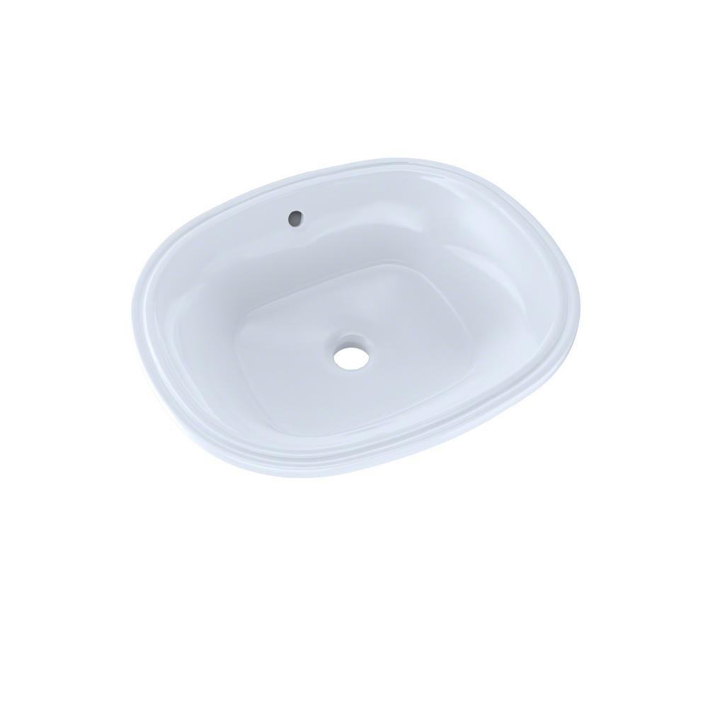 Toto Maris 18 In Undermount Bathroom Sink In Cefiontect