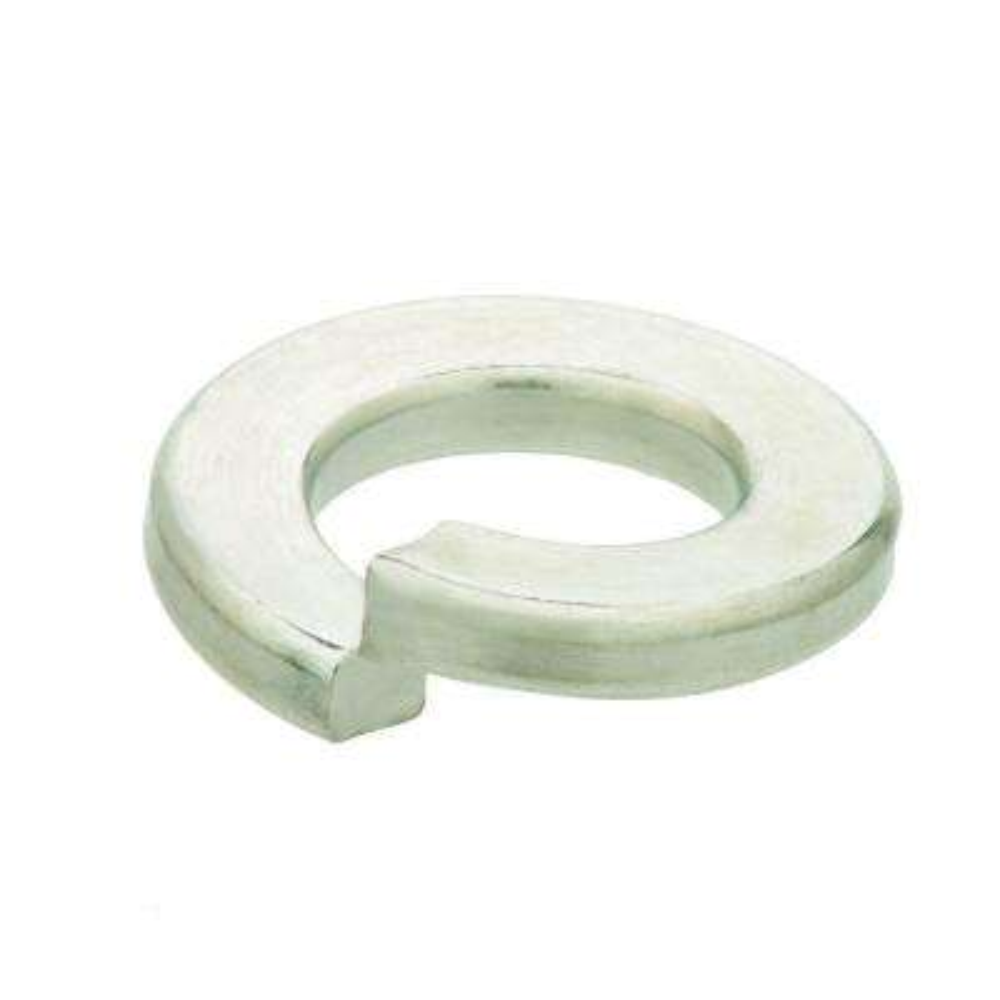 3/8 in. Zinc-Plated Split Lock Washer