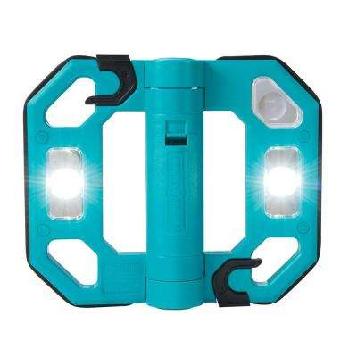 200-Lumen Mini Compact Folding LED Work Light - Teal