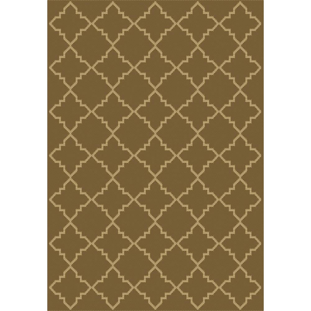Hampton Bay Moroccan Tile Neutral 8 Ft. X 10 Ft. Indoor/Outdoor Area Rug 393762752403051    The Home Depot