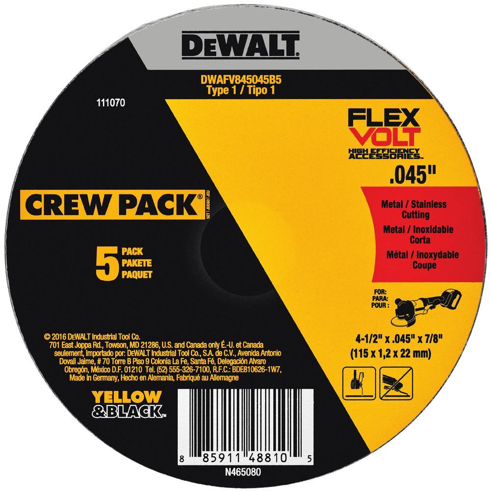 Dewalt 4 1 2 In Double Row Diamond Cup Wheel Dw4774 The