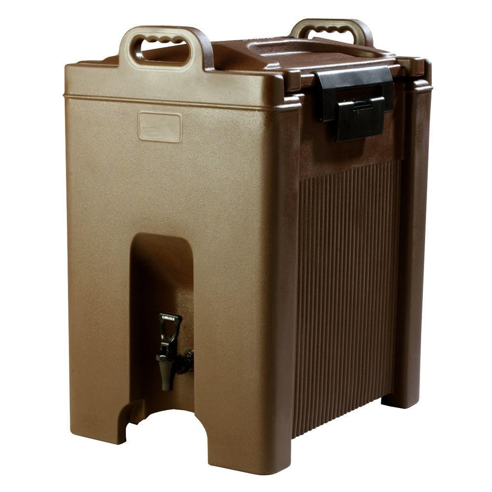 Cateraide 10 gal. Brown XT Beverage Server