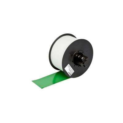 MiniMark Industrial Printer General Purpose 2.25 in. x 110 ft. Vinyl Green Tape
