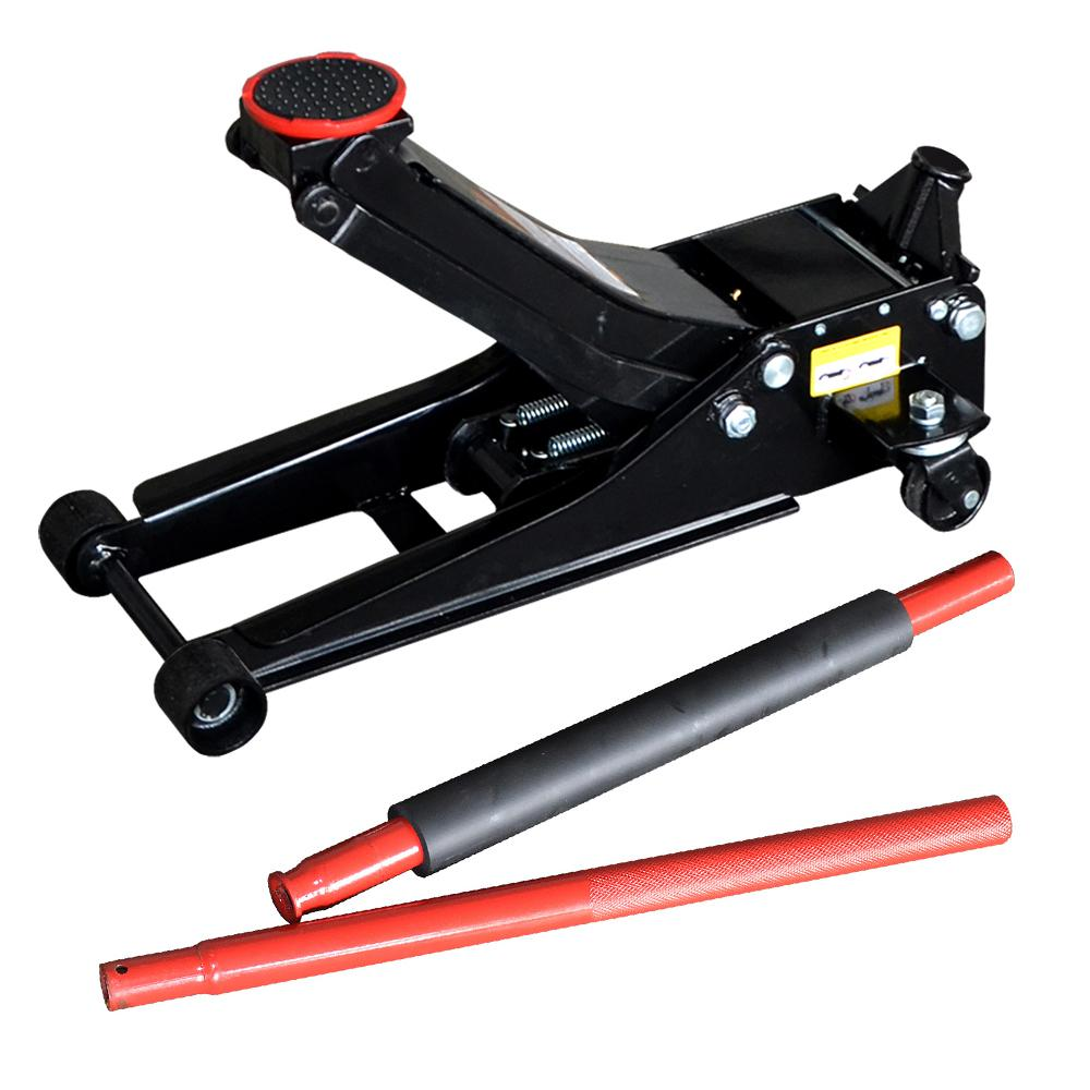 3-Ton Low Profile Floor Jack with Quick Pump Feature