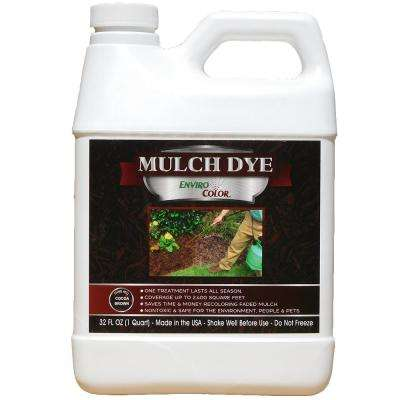 2,400 sq. ft. Cocoa Brown - Brown Mulch Colorant Concentrate