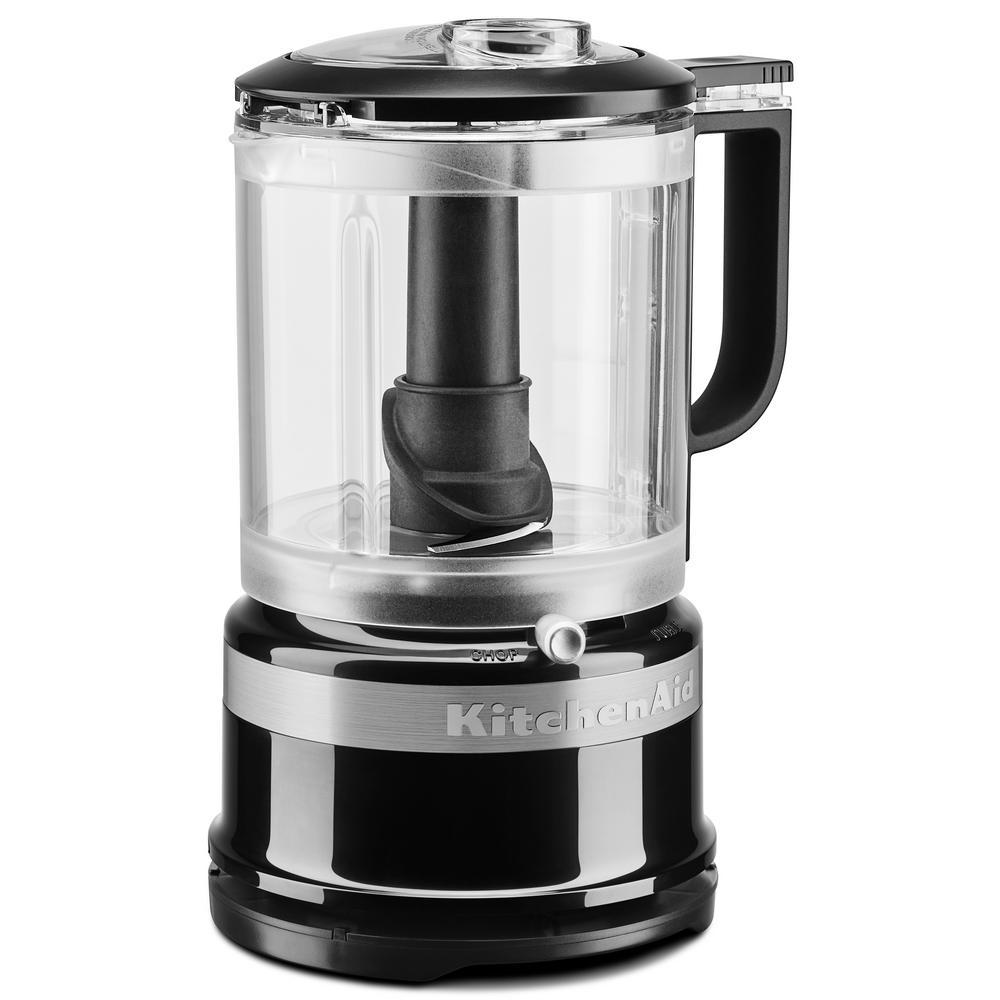 5-Cup 2-Speed Onyx Black Food Chopper