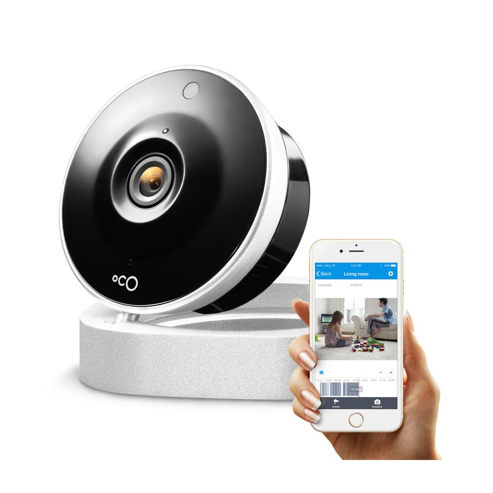 Oco Wireless Wi-Fi 720P Indoor HD Security Camera