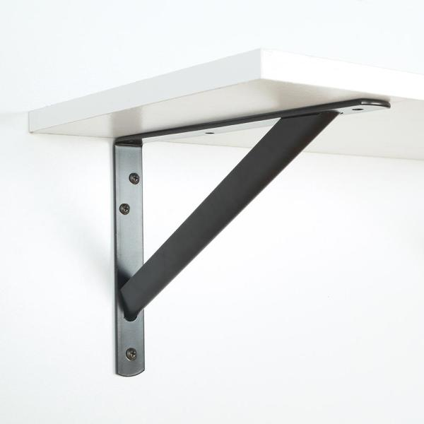 Support welded square Angle Foldable for shelves shelf wall mountable