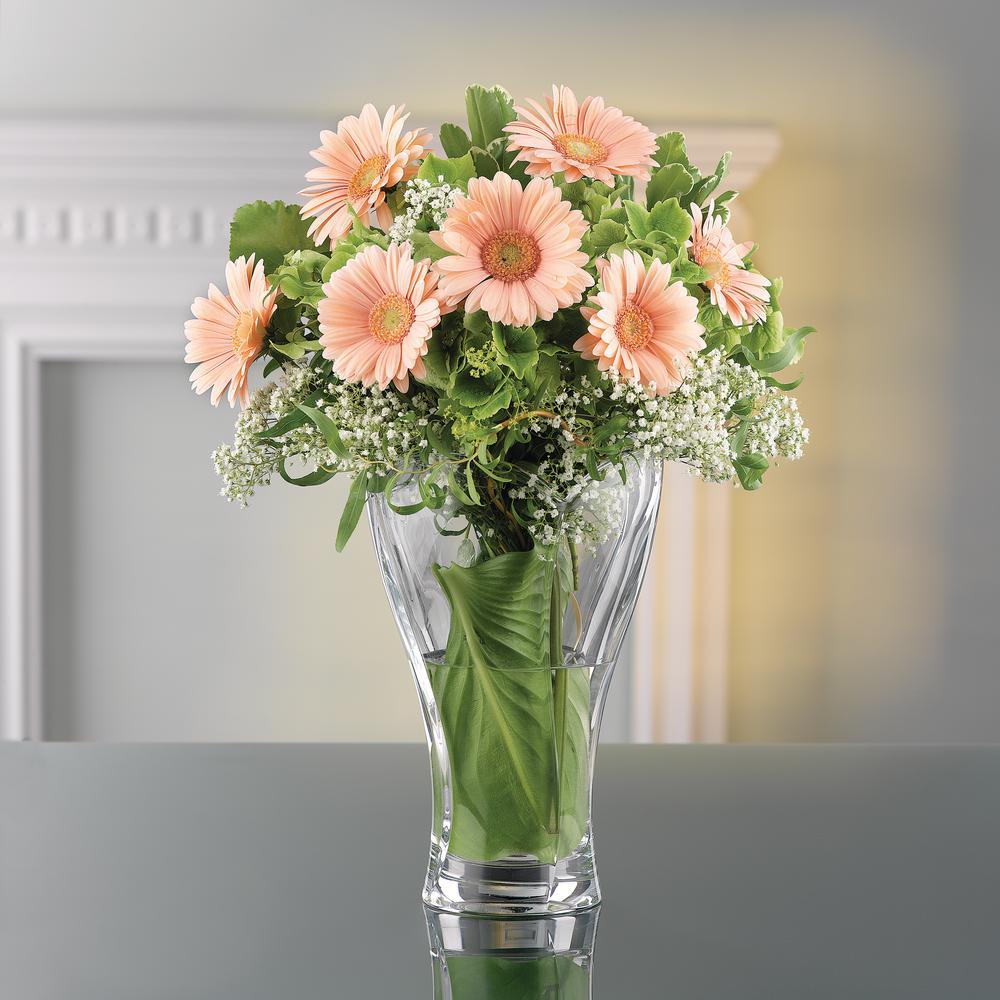 Nachtmann calypso 10 in decorative vase 81212 the home - Decorative flower vase ...