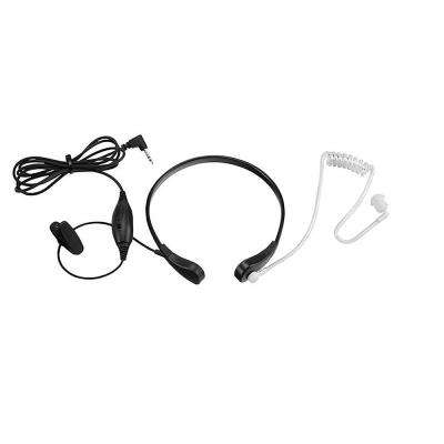 Talkabout 2-Way Radio Throat Mic Headset with PTT/VOX