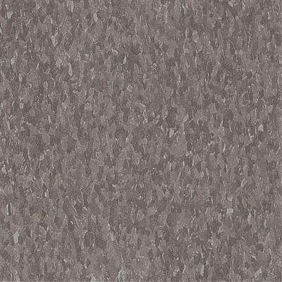 Imperial Texture VCT 12 in. x 12 in. Smokey Brown Standard Excelon Commercial Vinyl Tile (45 sq. ft./case)