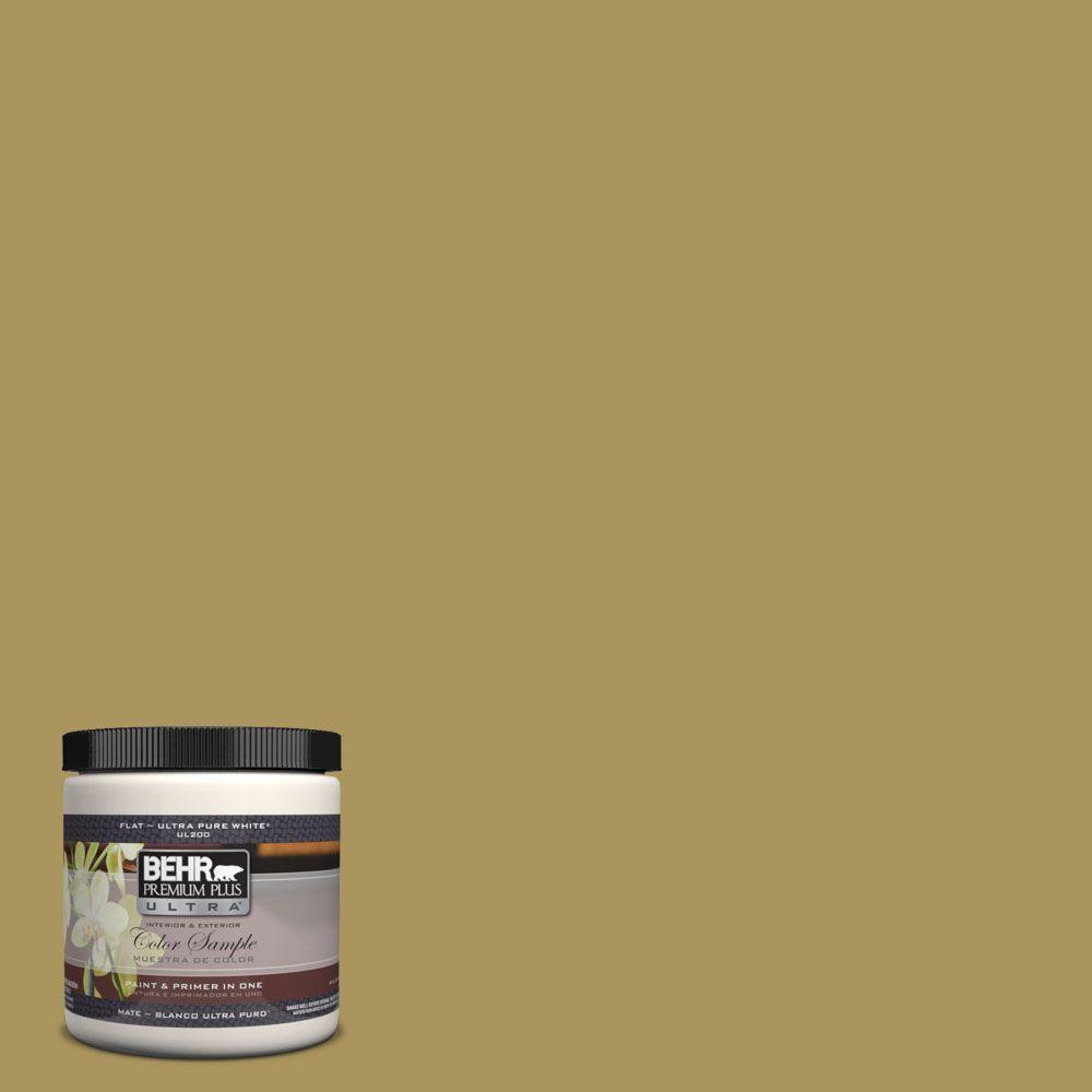 8 oz. #370F-6 Mossy Rock Interior/Exterior Paint Sample