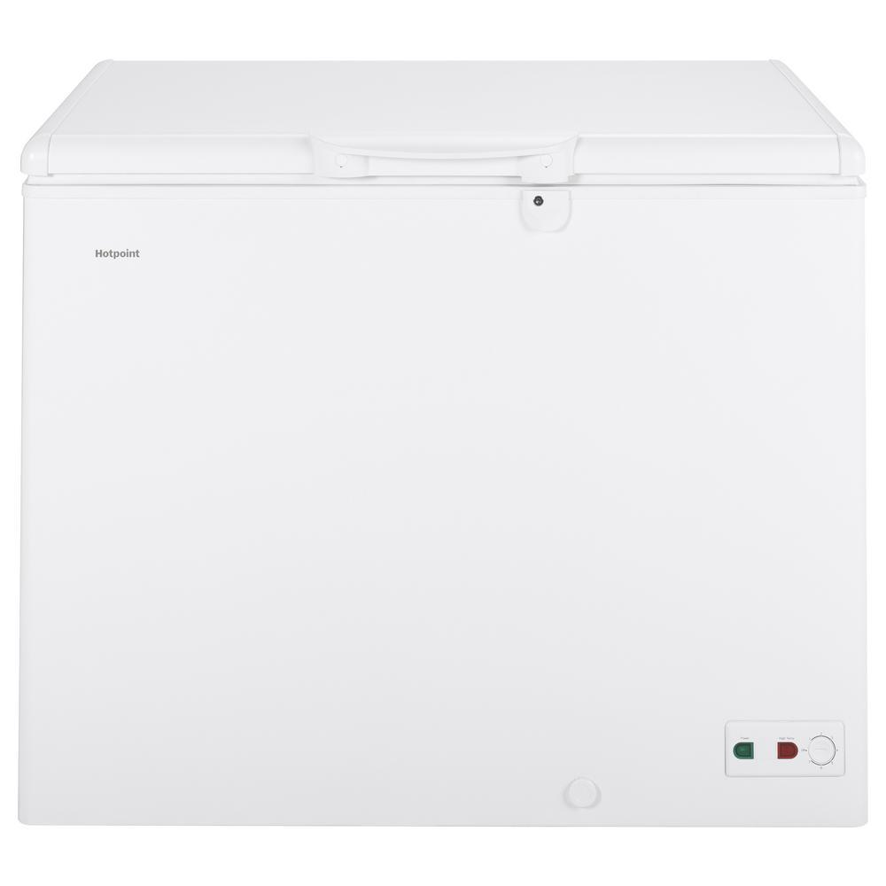 9.4 cu. ft. Manual Defrost Chest Freezer