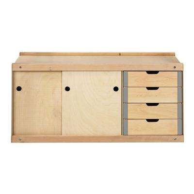 40 in. Storage Cupboard for Nordic Plus Workbenches