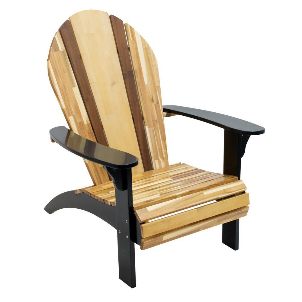 Woody Surf Company Wood Adirondack Chair