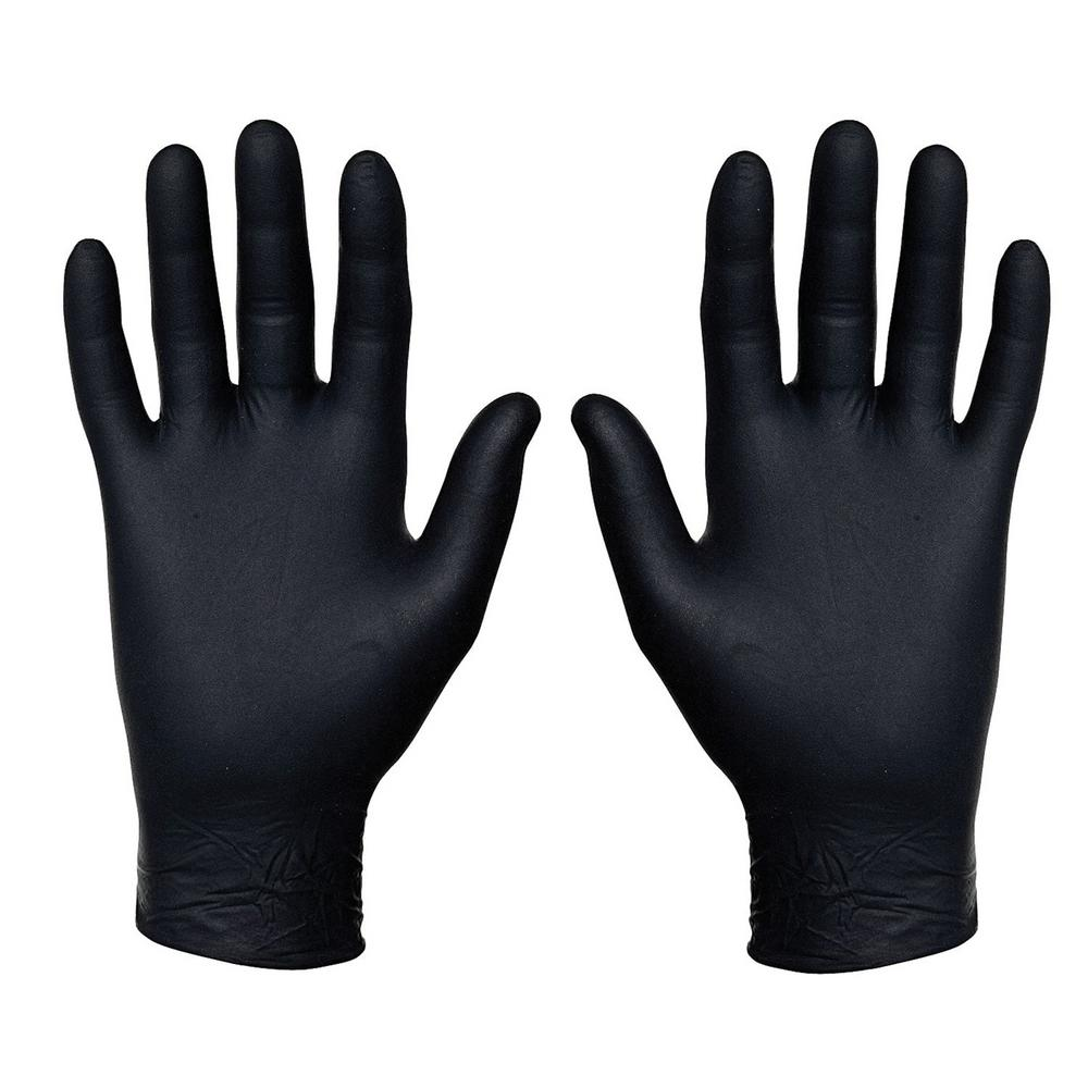 safety and Latex gloves food