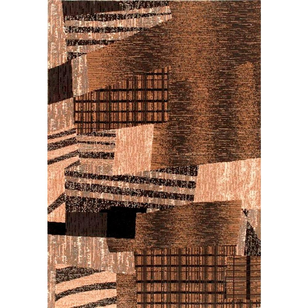 United Weavers Seattle Beige 5 ft. 3 in. x 7 ft. 6 in. Area Rug