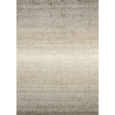 Alberto Beige/Gray 5 ft. x 7 ft. Indoor Area Rug
