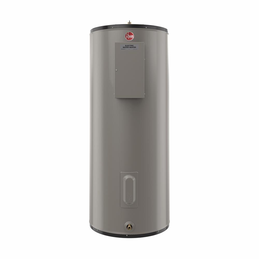 Rheem Commercial Light-Duty 40 Gal  480-Volt 9 kW Multi Phase Field  Convertible Electric Water Heater