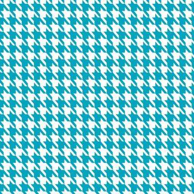 8 in. x 10 in. Laminate Sheet in Country Club Houndstooth with Virtual Design Matte Finish