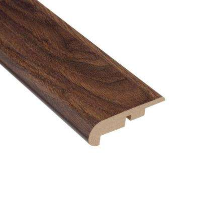 Oak Vital 7/16 in. Thick x 2-1/4 in. Wide x 94 in. Length Laminate Stairnose Molding