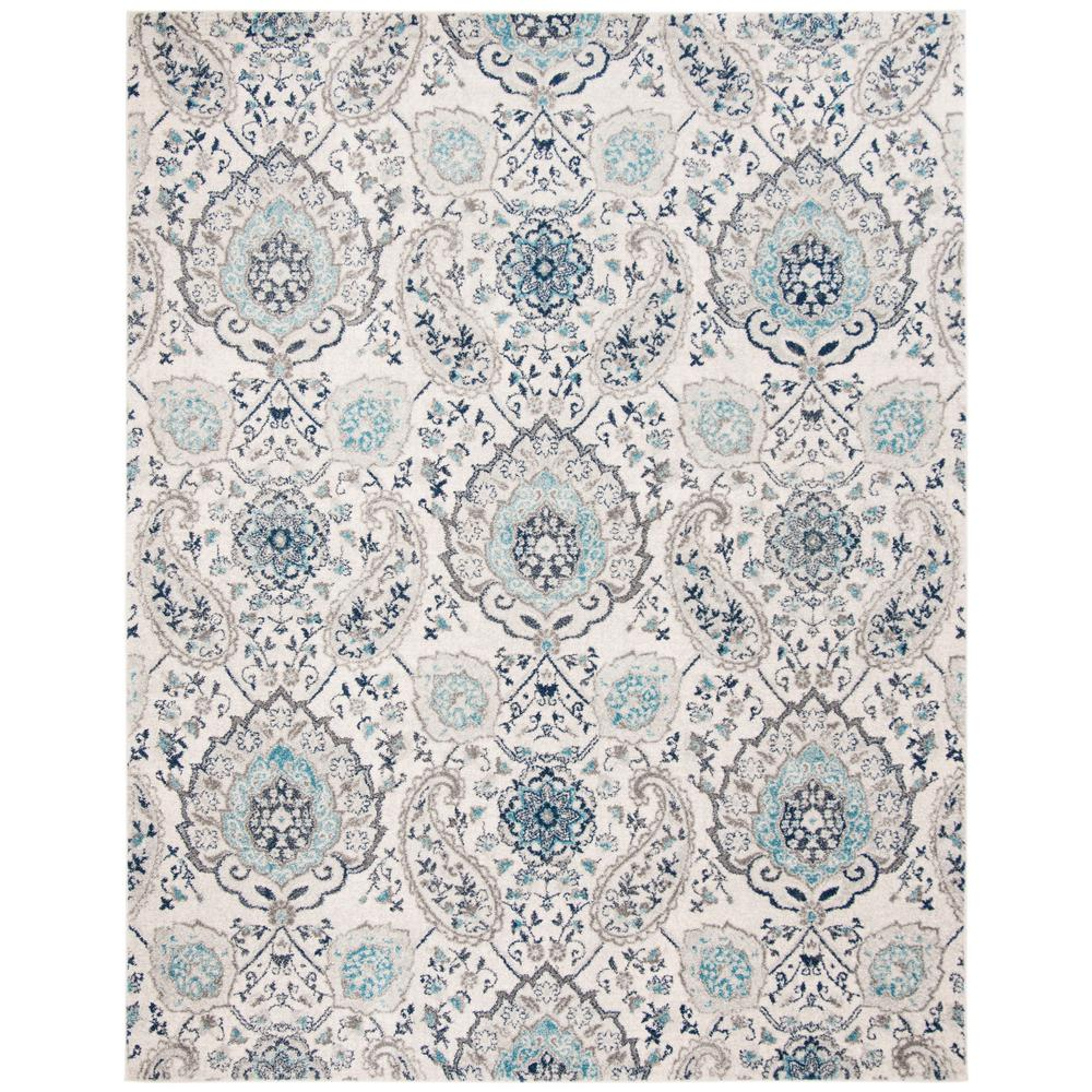 This review is frommadison cream light gray 8 ft x 10 ft area rug