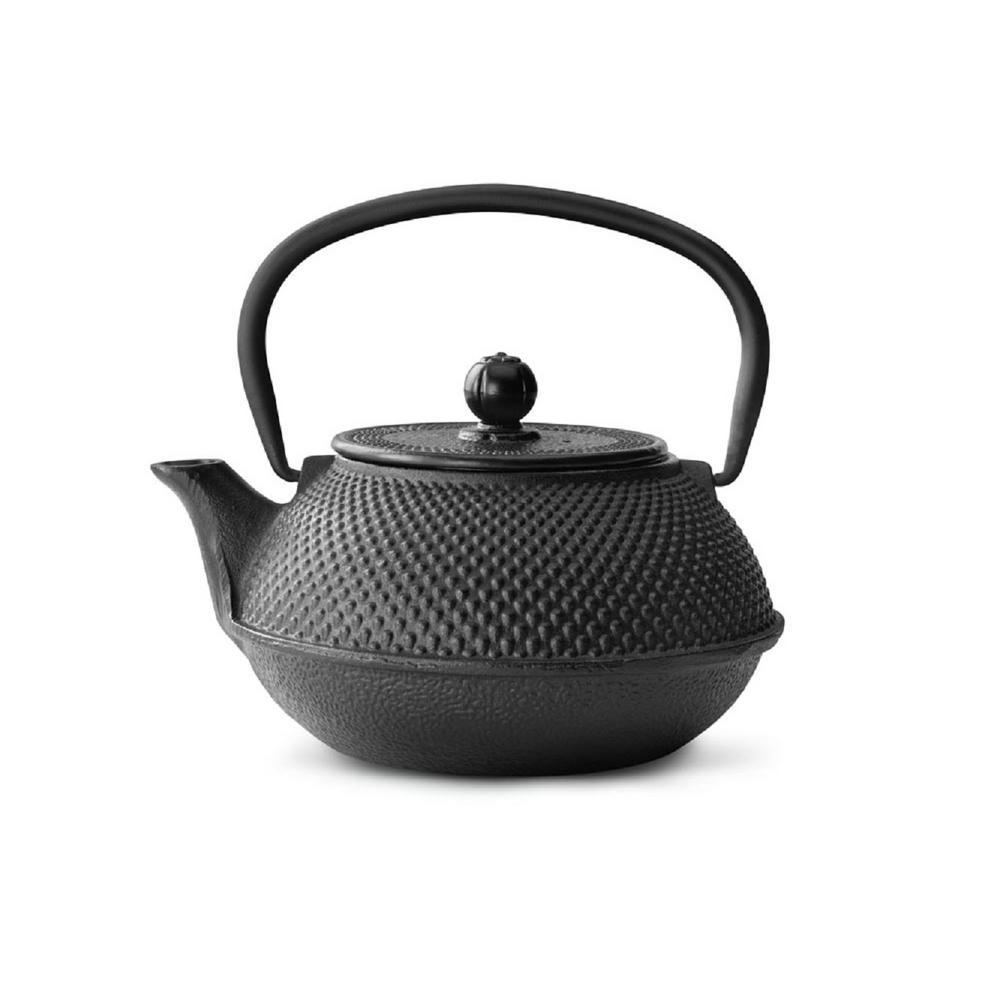 27 fl oz Black Jang Teapot