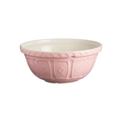 S24 Powder Pink 9.5 in. Mixing Bowl