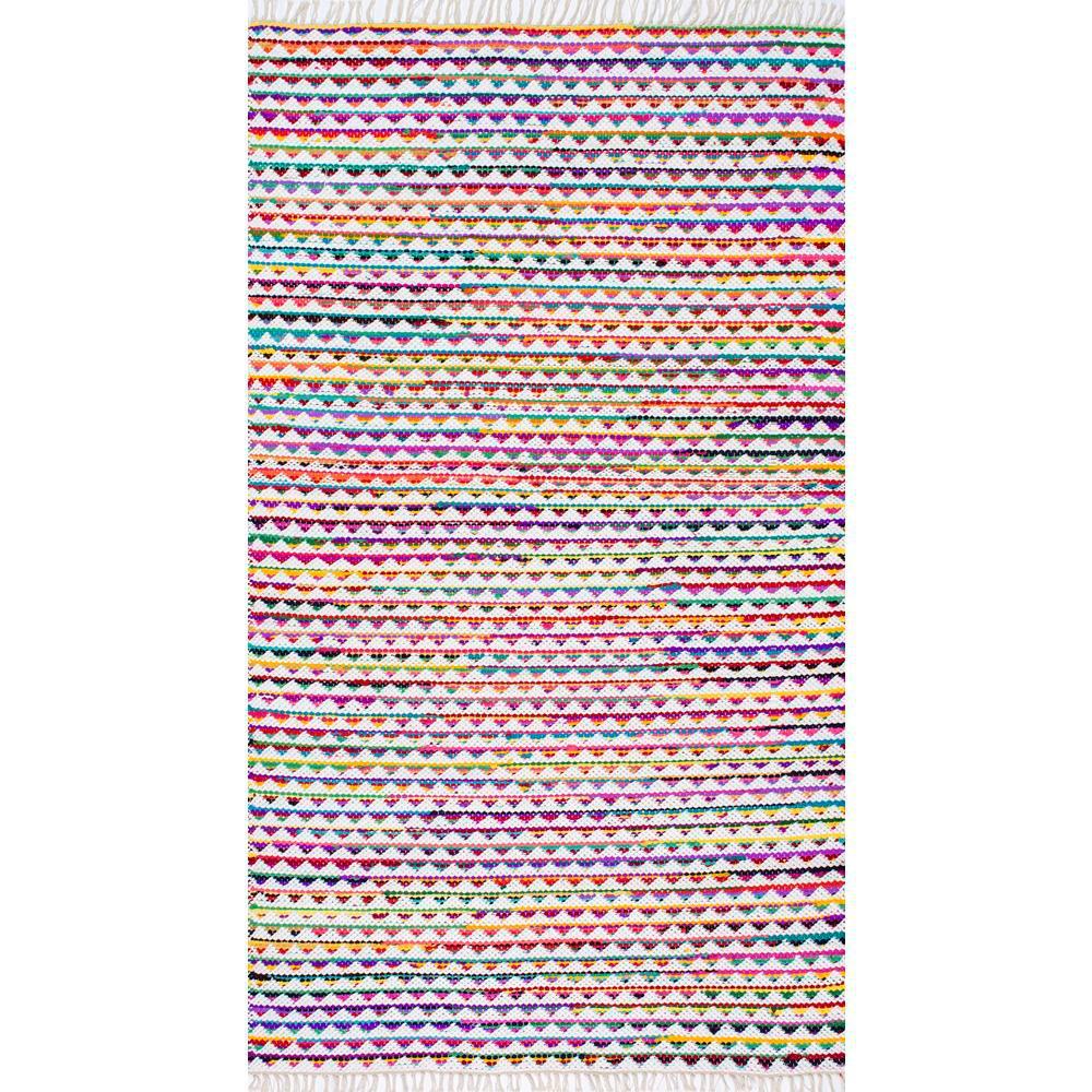 Rainbow Albina Multi 5 ft. x 8 ft. Area Rug
