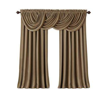 Gold Curtains Drapes Window Treatments The Home Depot