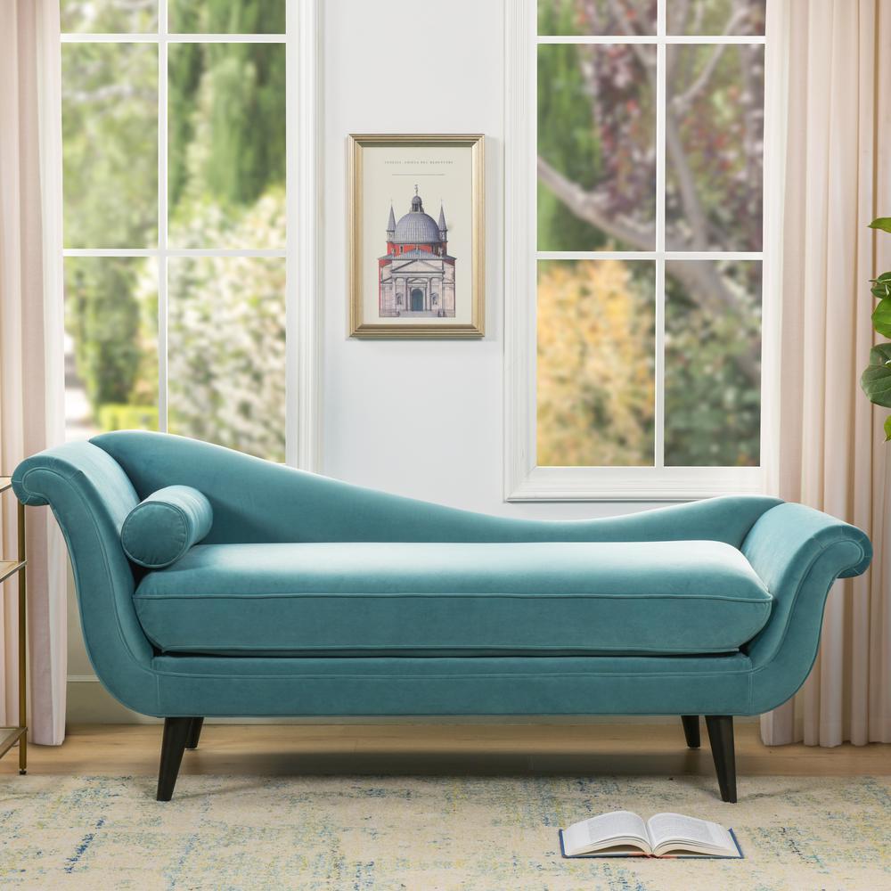 Sensational Sandy Wilson Arctic Blue Kai Chaise Lounge S62071 R 894 Spiritservingveterans Wood Chair Design Ideas Spiritservingveteransorg