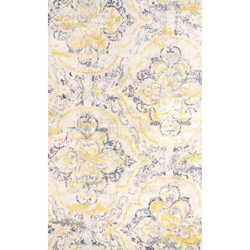 NuLOOM Radiante Wash Ivory 8 Ft. 6 In. X 11 Ft. 6 In. Area