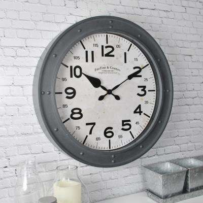 Donovan Wall Clock