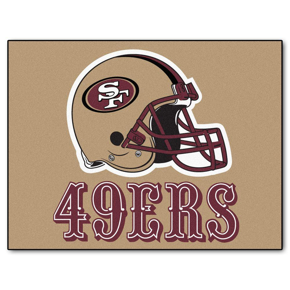 San Francisco 49ers 2 ft. 10 in. x 3 ft. 9