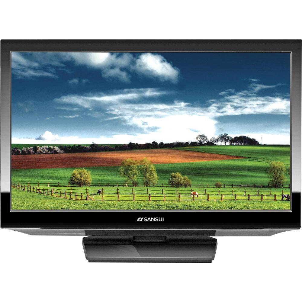 Sansui 32 in. Widescreen LCD 720p 60Hz HDTV with DVD Player Combo-DISCONTINUED