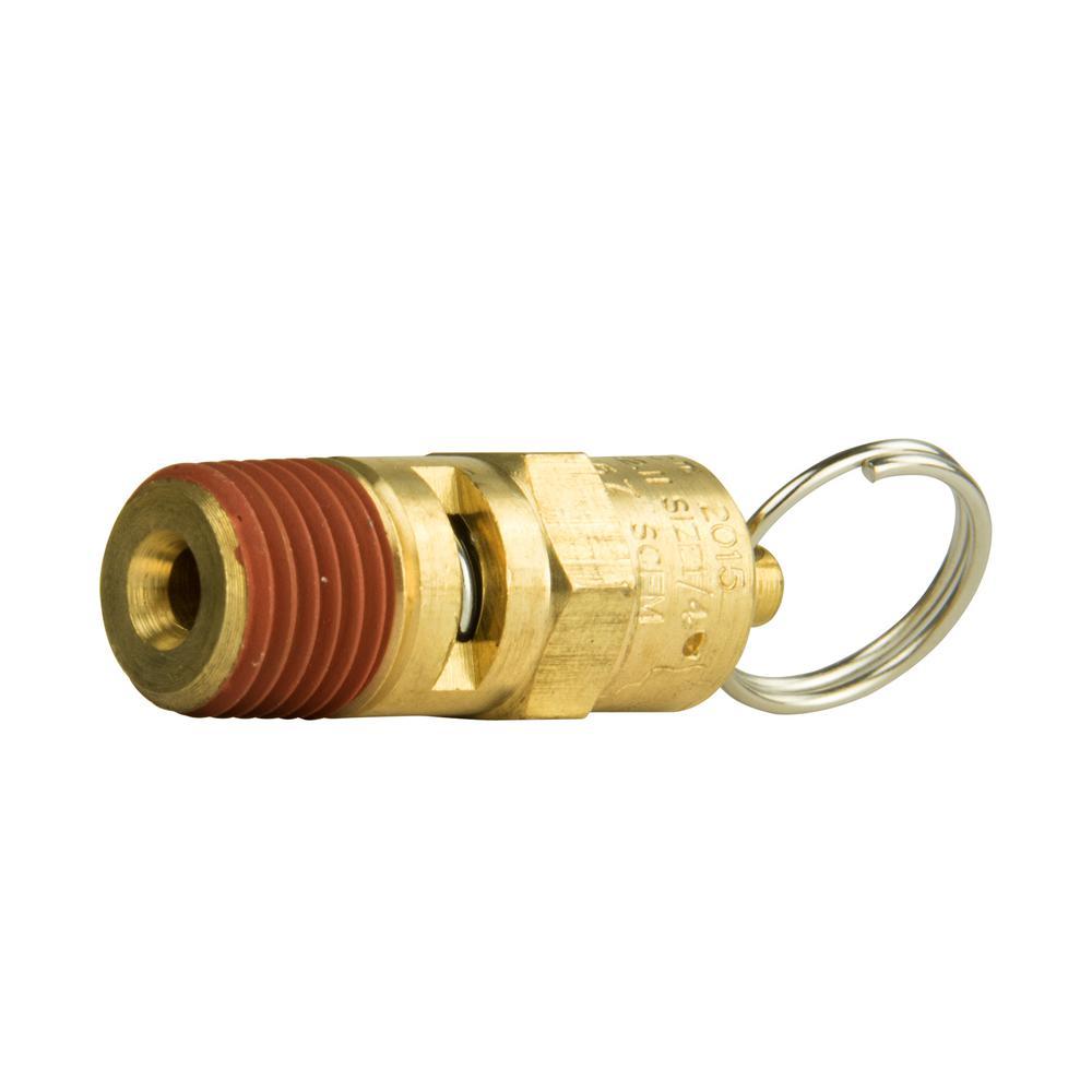 175 psi Pressure Relief Valve