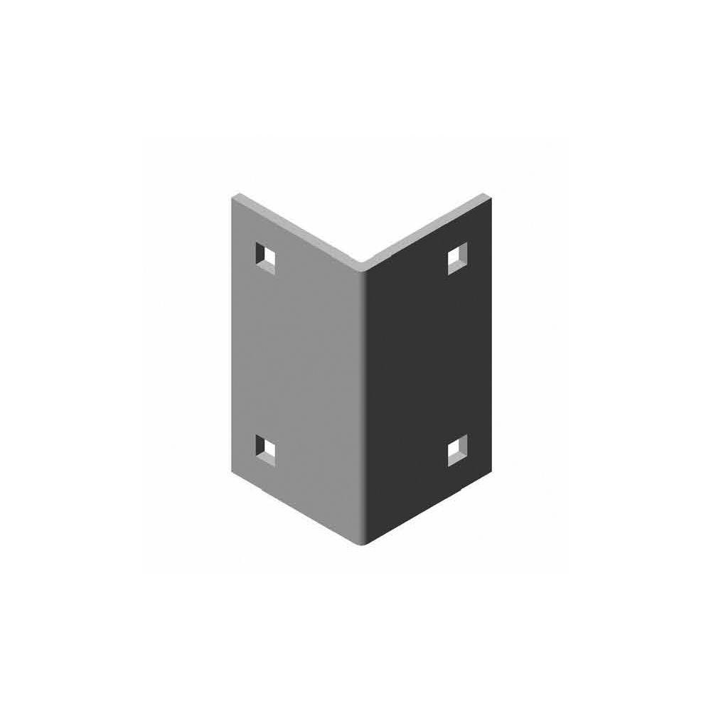 PermaFloat 2-3/4 in. Dock System Angle