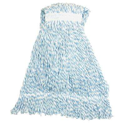 Blue Stripes Rayon Mop Head