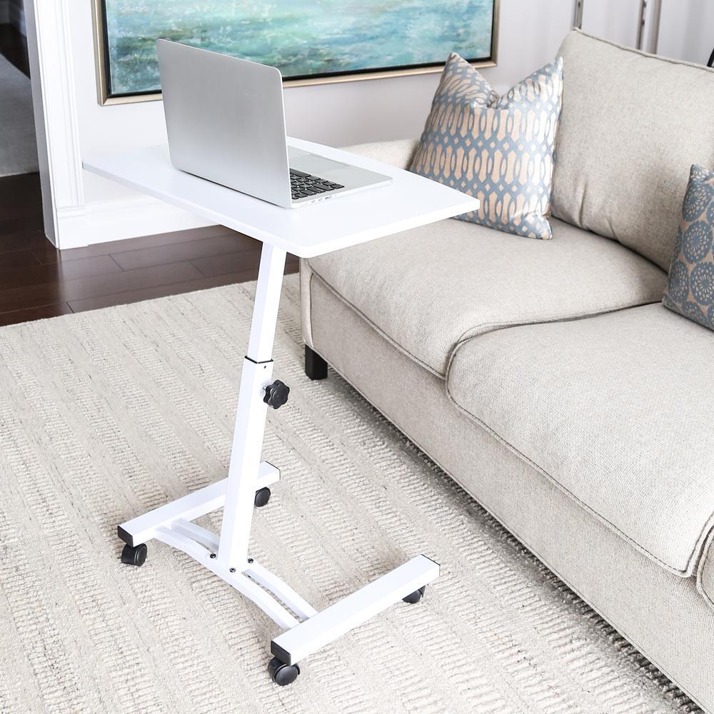 Peachy Laptop Stand Desks Home Office Furniture The Home Depot Short Links Chair Design For Home Short Linksinfo