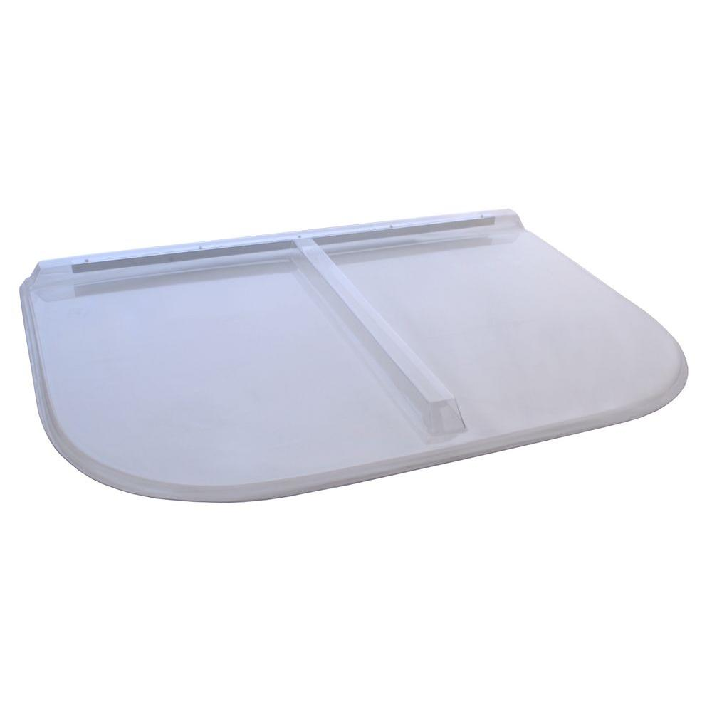 Shape Products 58 in. x 38 in. Polycarbonate Rectangular Egress Cover