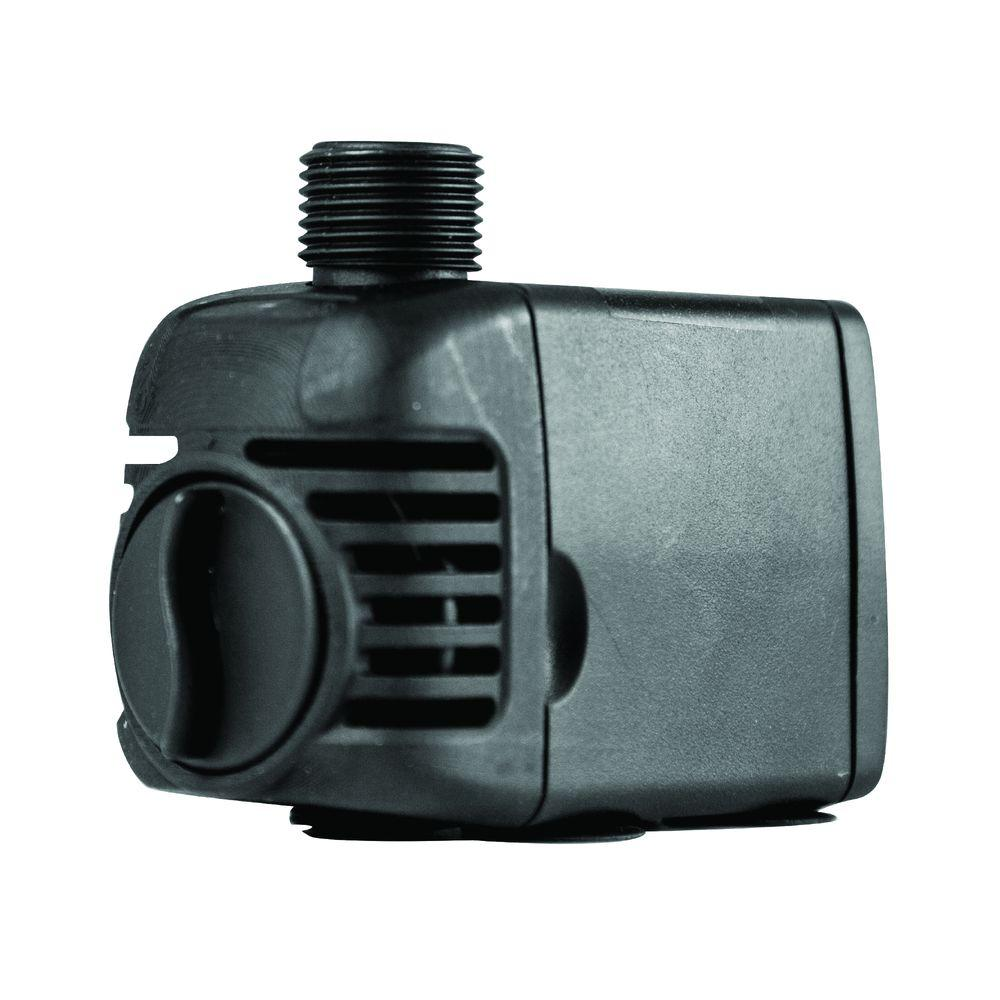 Submersible fountain pumps water garden pumps the home depot 300 gph fountain pump workwithnaturefo