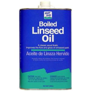 1-qt. Boiled Linseed Oil