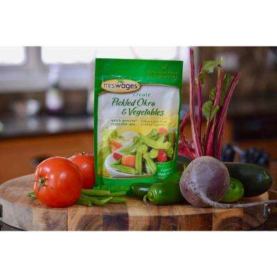 Pickled Okra and Vegetable Canning Mix 12-Pack
