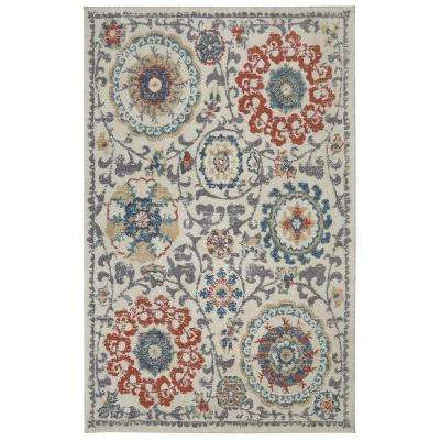 Vernon Multi 8 ft. x 10 ft. Indoor Area Rug