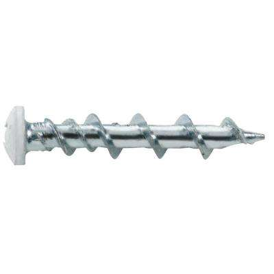 Wall Dog 1-1/2 in. Hi-Lo Steel Pan-Head Phillips Anchors (75-Pack)