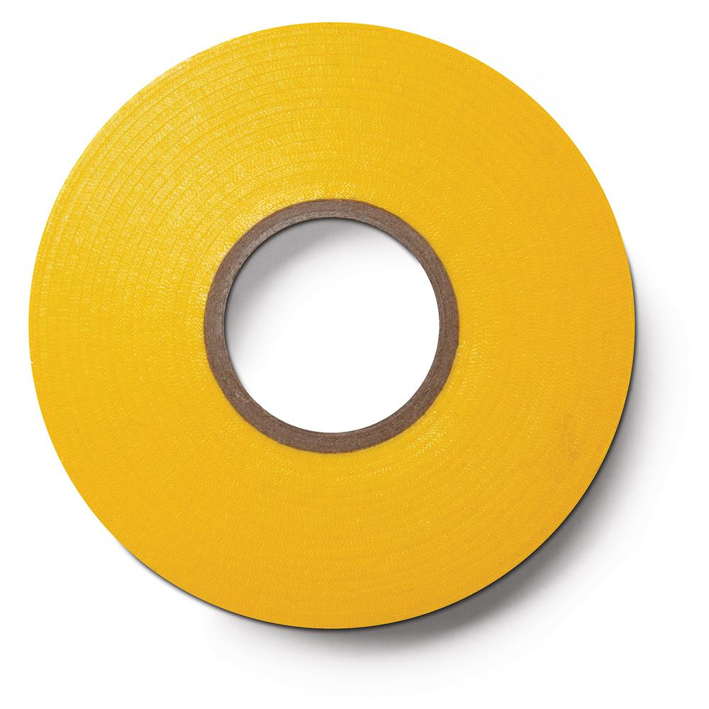 Scotch 3/4 in. x 66 ft. #35 Electrical Tape - Yellow