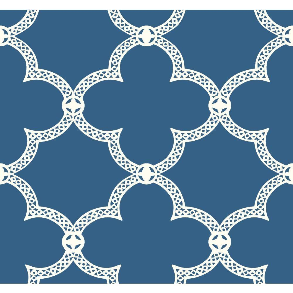 York Wallcoverings Pattern Play Serendipity Wallpaper HS2060 - The Home Depot