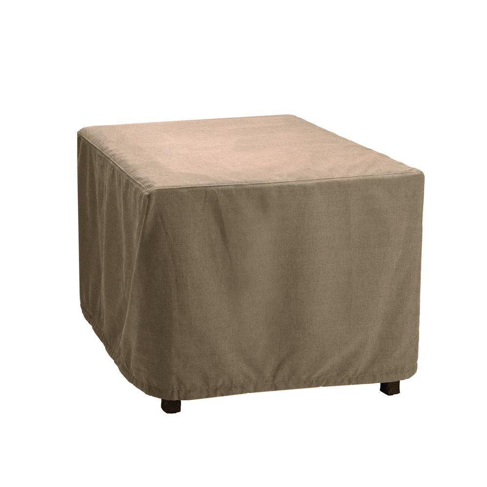 Beau Brown Jordan Northshore Patio Furniture Cover For The Occasional Table